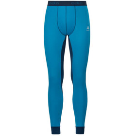 Odlo Suw Active Revelstoke Warm Bottom Pants Men poseidon-blue jewel